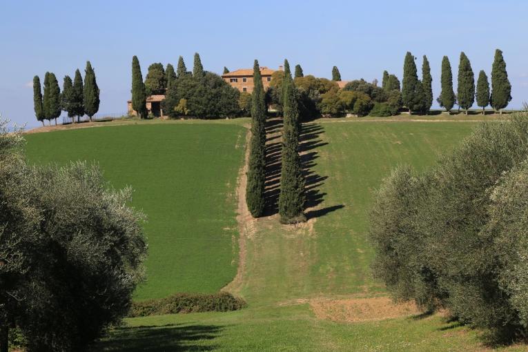 Gutshof bei St. Angelo in Colle