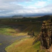 Blick vom Kap Dyrholaey