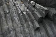 Basaltsäulen bei Reynisfjall