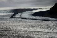 Die Quellströme des Skaftafjelljökull