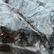 Eisgeher am Svinafjellsjökull