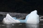 Eisberge vor dem Fjallsjökull