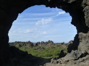 Lavafeld von Dimmuborgir