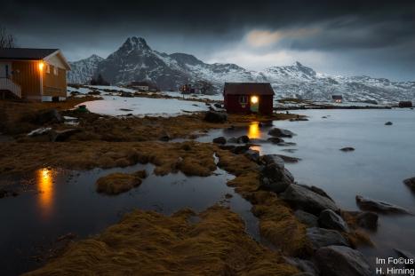 Flakstadpllen, Lofoten