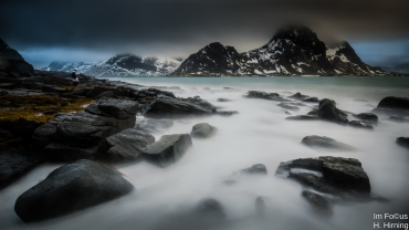 Bei Flakstad, Lofoten