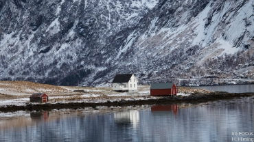 Bo, Flakstadpollen, Lofoten