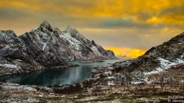 Maervollspollen, Lofoten