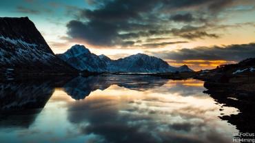 Vagspollen, Lofoten