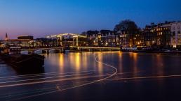 Abend an der Amstel