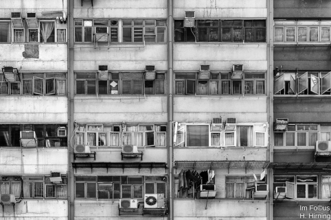 Tristesse, Hong Kong