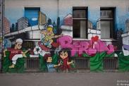 Reißt die Mauern ein! Berlin